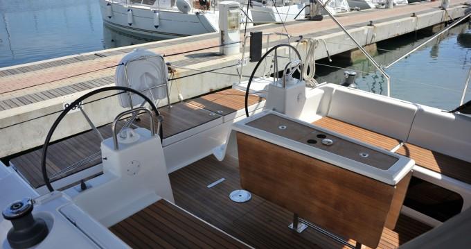 Segelboot mieten in Marina di Portisco - Dufour Dufour 460 Grand Large