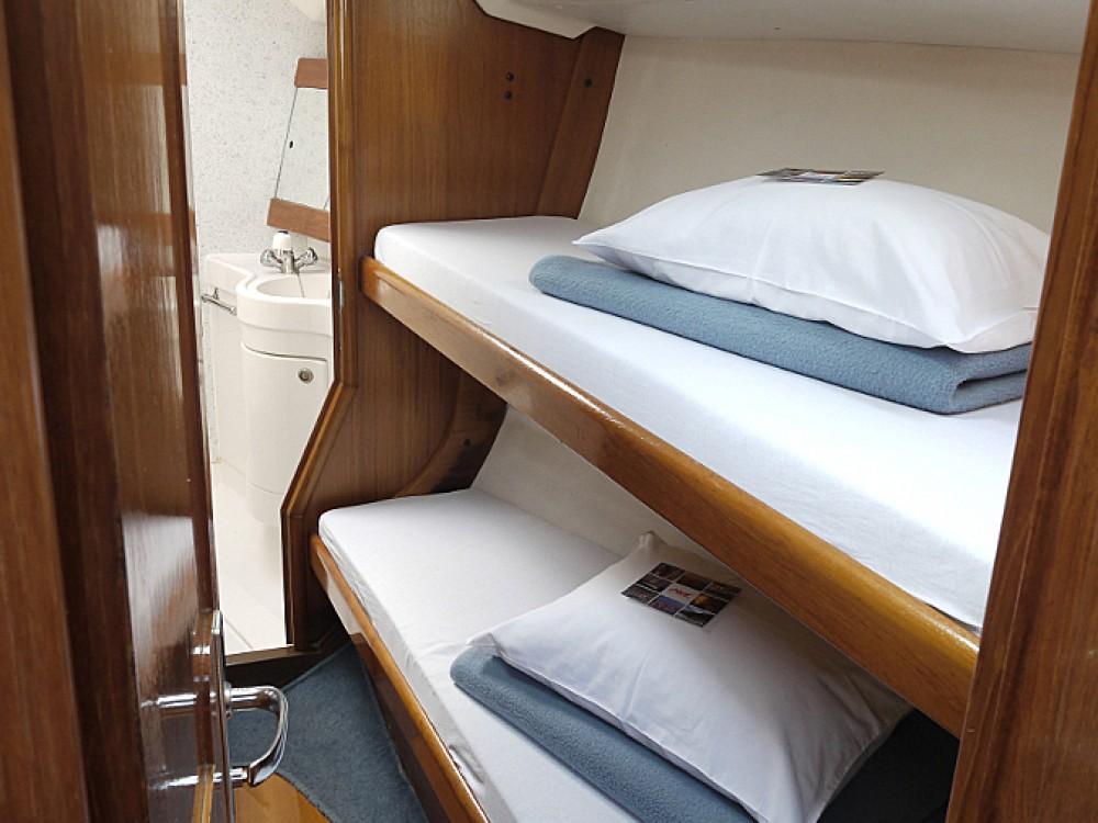 Vermietung Segelboot Elan mit Führerschein