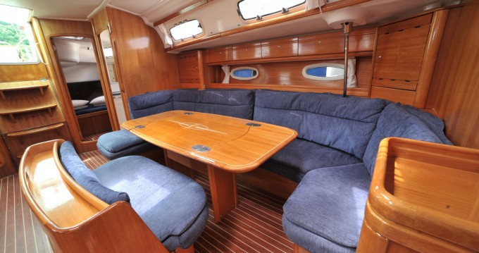 Bavaria Bavaria 50 Cruiser zwischen Privatpersonen und professionellem Anbieter Porto Rotondo