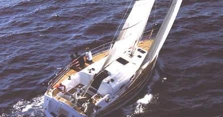 Segelboot mieten in Betina - Elan Elan 431