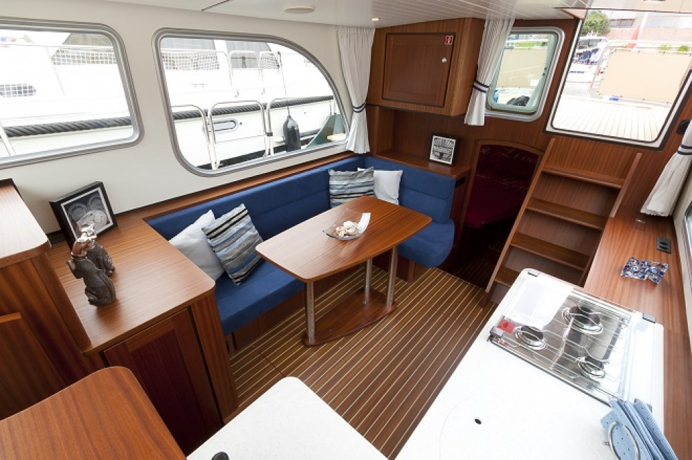 Yacht-Charter in Capestang - Linssen Linssen Classic Sturdy 32 AC auf SamBoat