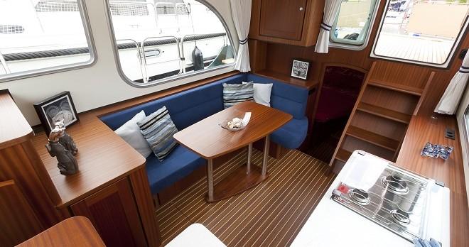 Motorboot mit oder ohne Skipper Linssen mieten in Capestang