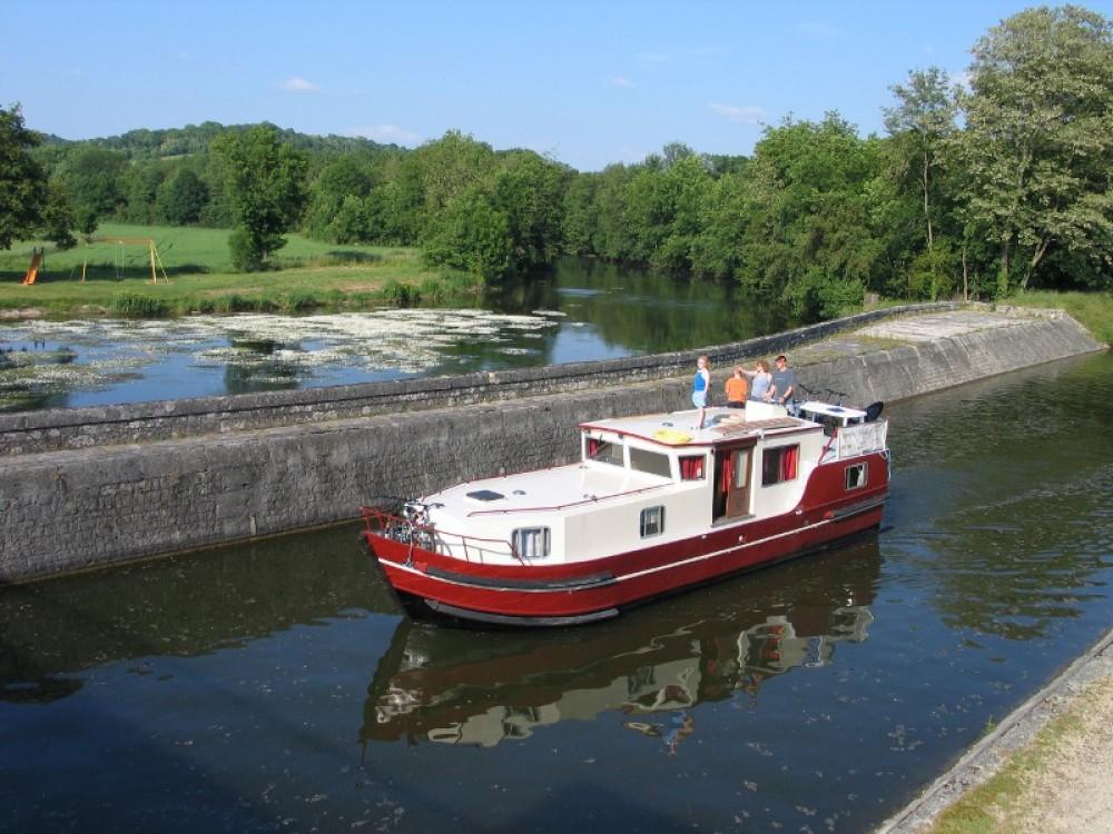 Bootsverleih Viking Burgundy 1200 Vermenton Samboat