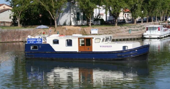 Bootsverleih Castelnaudary günstig EuroClassic 139GC