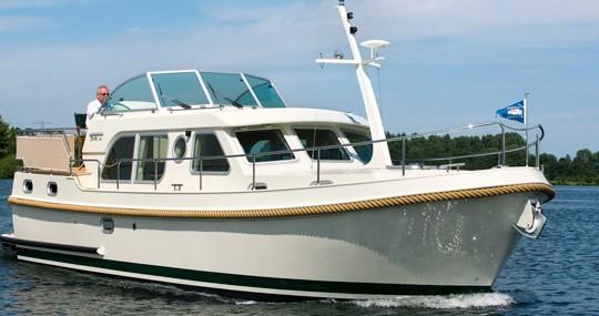 Motorboot mieten in Tonnerre - Linssen Linssen 34.9AC