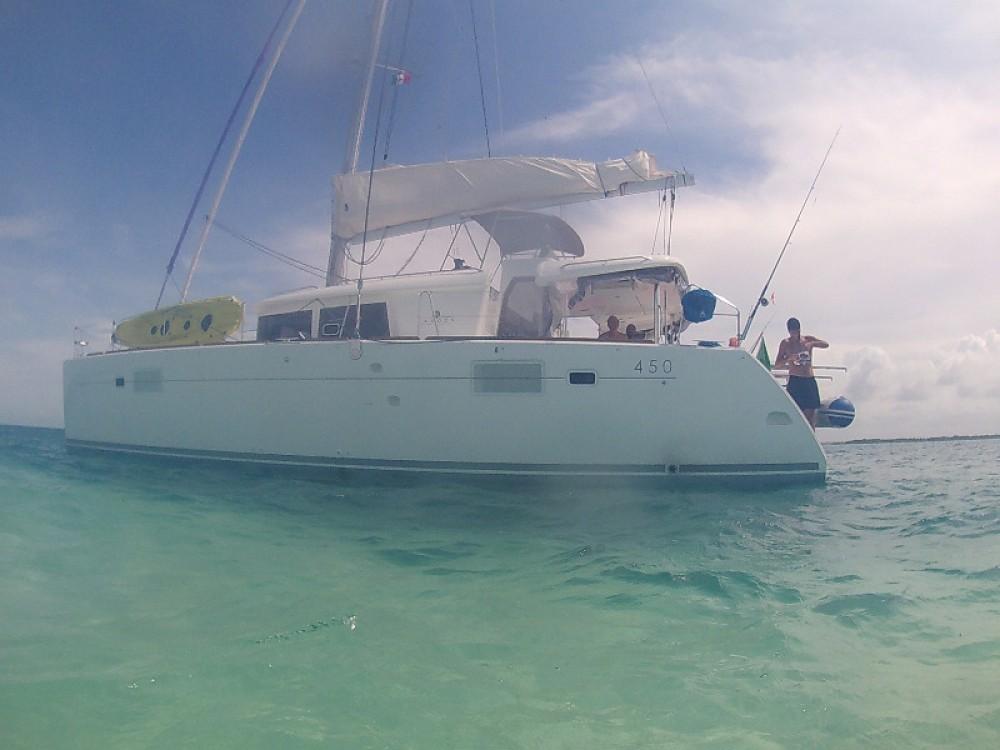 Katamaran mit oder ohne Skipper Lagoon mieten in Torre del Greco
