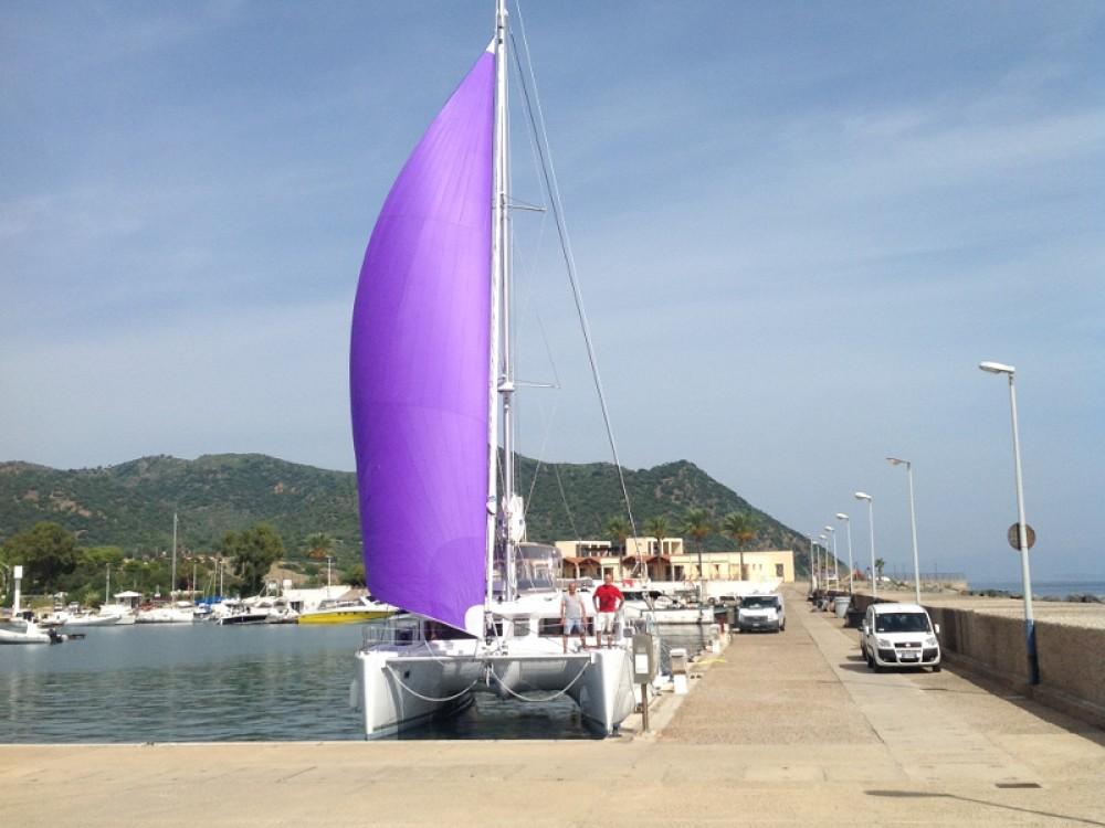 Yacht-Charter in Torre del Greco - Lagoon Lagoon 450 auf SamBoat