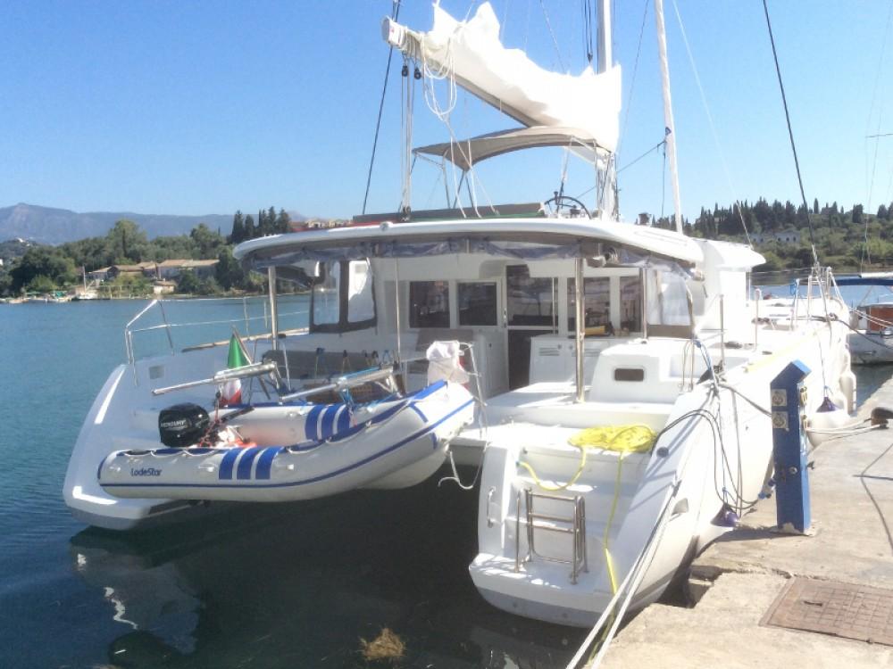 Katamaran mieten in Torre del Greco - Lagoon Lagoon 450