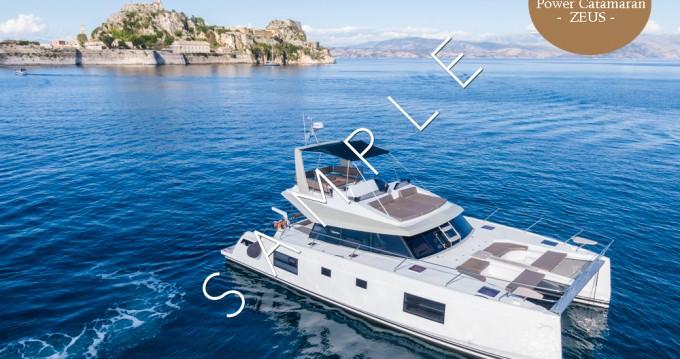 Bootsverleih  Nautitech 47 Power Gouviá Samboat