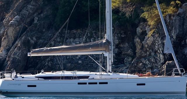 Bootsverleih Palma de Mallorca günstig Sun Odyssey 509