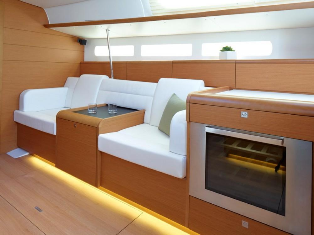Bootsverleih Jeanneau Sun Odyssey 509 Palma Samboat