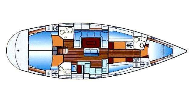 Yacht-Charter in Palma de Mallorca - Bavaria Bavaria 50 Cruiser auf SamBoat