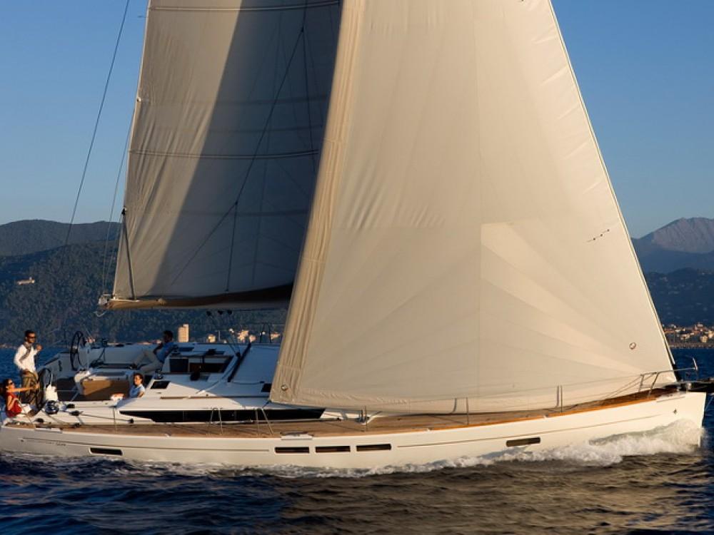 Bootsverleih Palma günstig Sun Odyssey 509