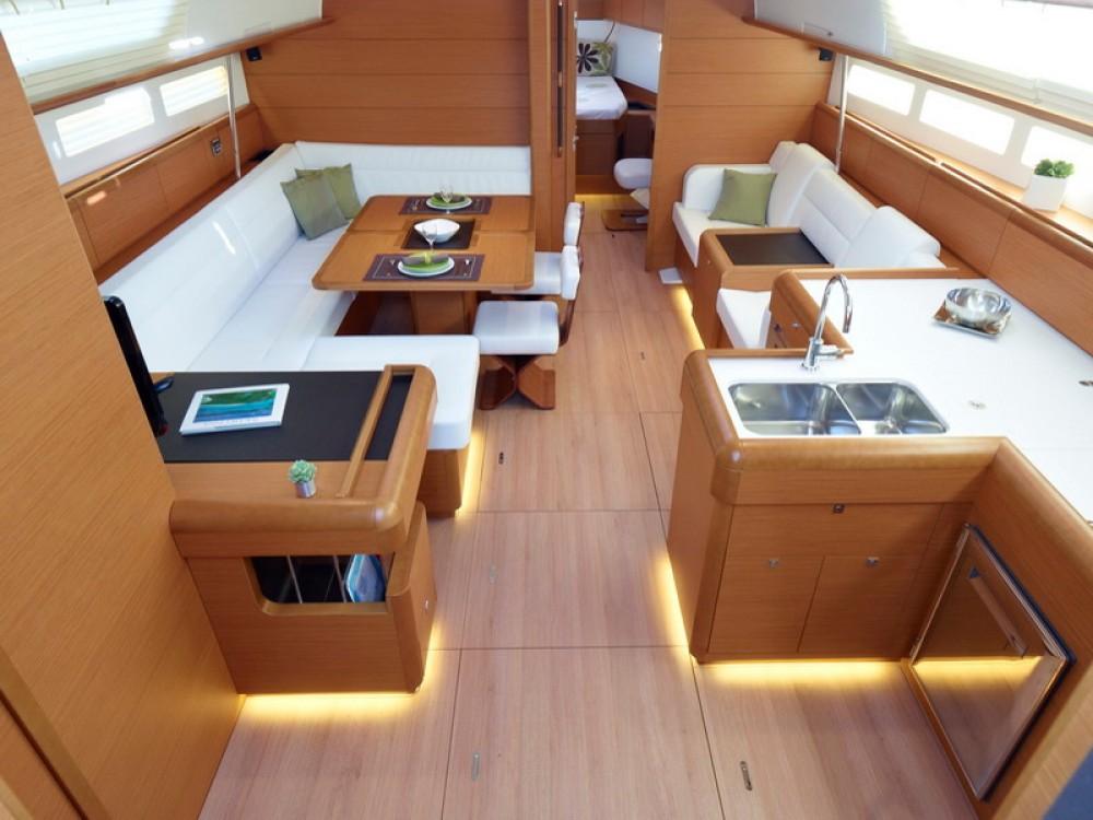 Segelboot mieten in Palma - Jeanneau Sun Odyssey 509