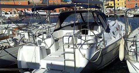 Segelboot mieten in Palma de Mallorca - Bénéteau Cyclades 39