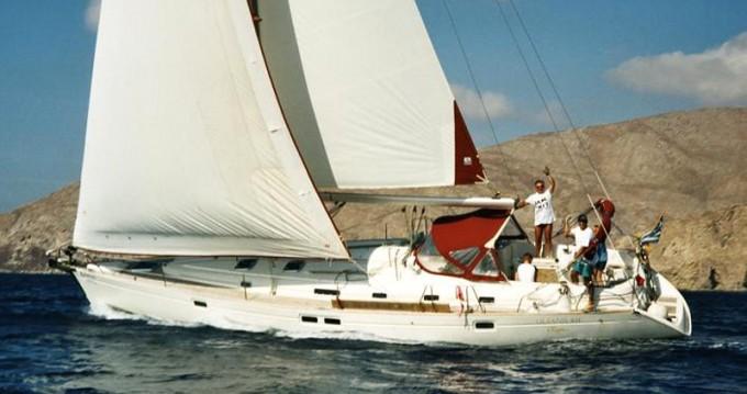 Segelboot mieten in Palma de Mallorca - Bénéteau Oceanis 461