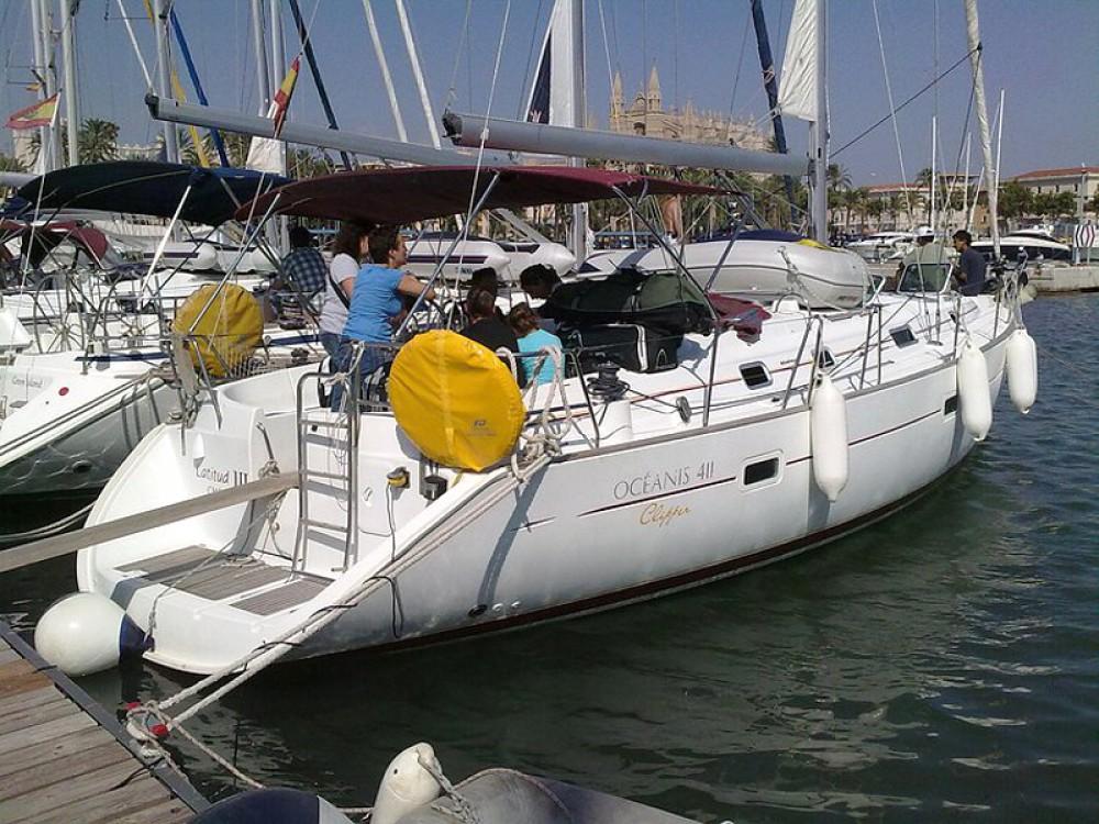 Yacht-Charter in Palma - Bénéteau Oceanis 411-4 auf SamBoat
