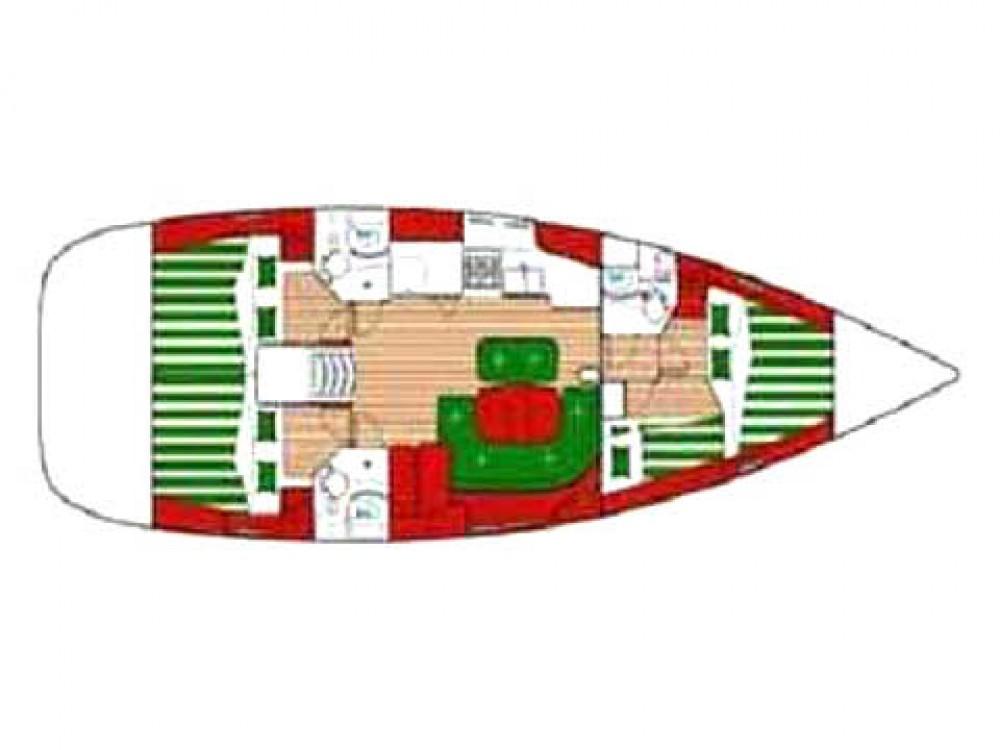 Bootsverleih Bénéteau Oceanis 473 Palma Samboat