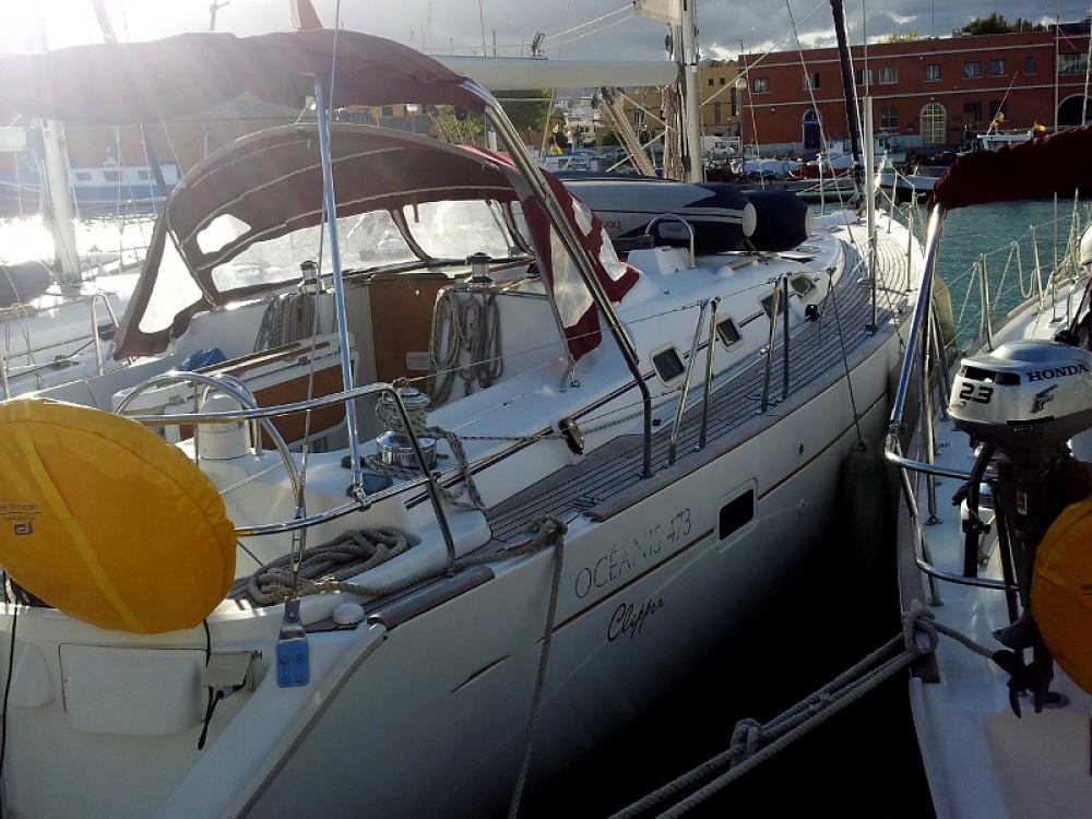 Yacht-Charter in Palma - Bénéteau Oceanis 473 auf SamBoat