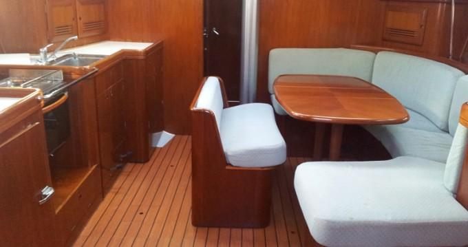Bootsverleih Palma de Mallorca günstig Oceanis 473