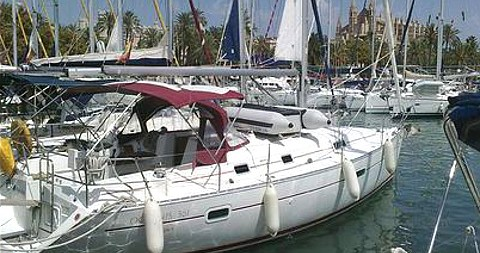 Yacht-Charter in Palma de Mallorca - Bénéteau Oceanis 361 auf SamBoat