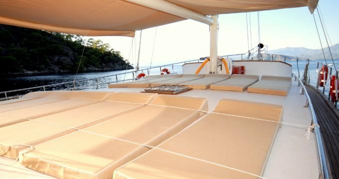 Yacht-Charter in Bodrum -  Gulet Be Happy auf SamBoat