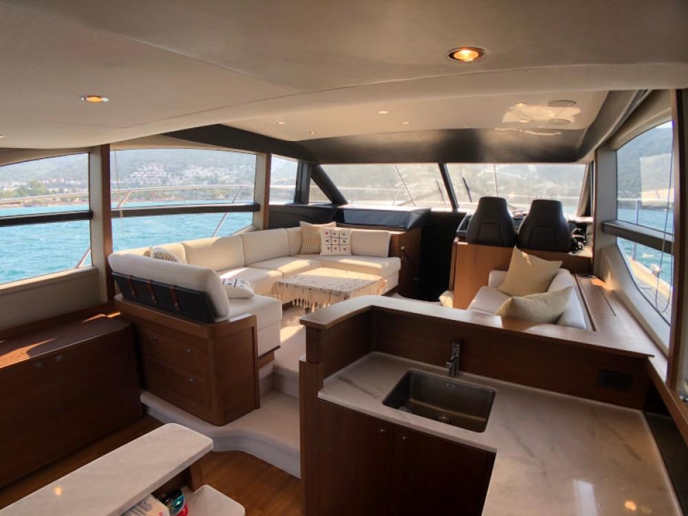 Motorboot mit oder ohne Skipper Princess mieten in Bodrum