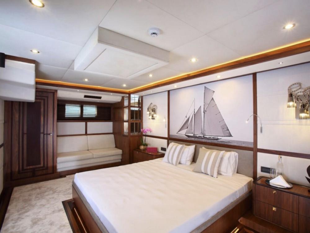 Segelboot mieten in Bodrum zum besten Preis