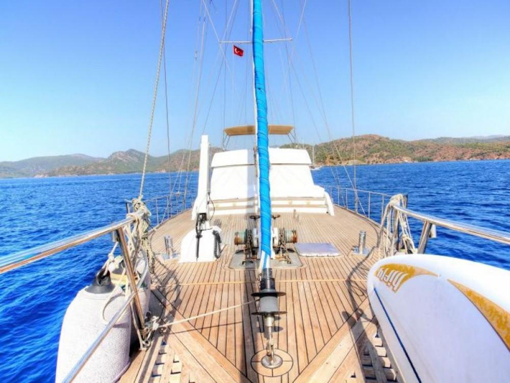 Segelboot mieten in Bodrum -  Gulet Caneren