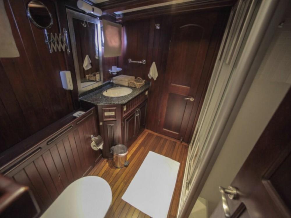 Segelboot mieten in Bodrum -  Gulet Dulcinea