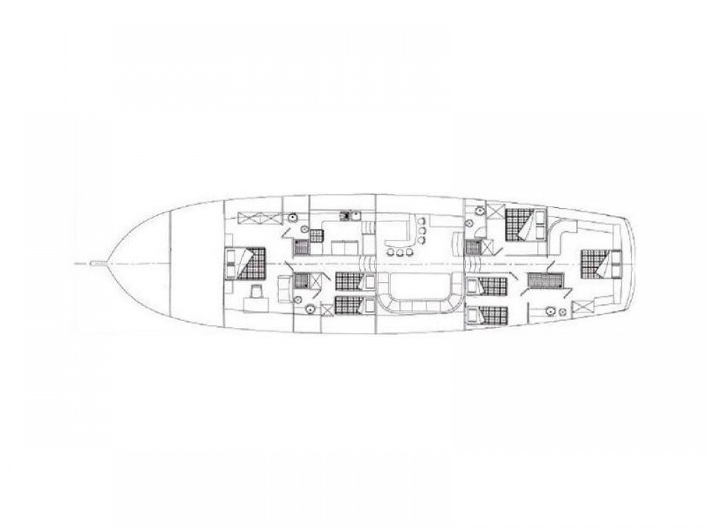 Yacht-Charter in Bodrum -  Gulet Dulcinea auf SamBoat