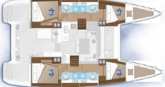 Yacht-Charter in Trogir - Lagoon Lagoon 40 auf SamBoat