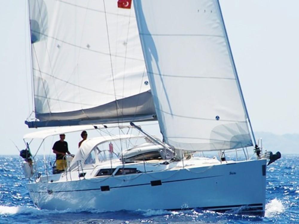 Segelboot mit oder ohne Skipper Hanse mieten in Marmaris