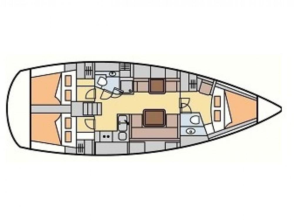Yacht-Charter in Marmaris - Hanse Hanse 470e auf SamBoat