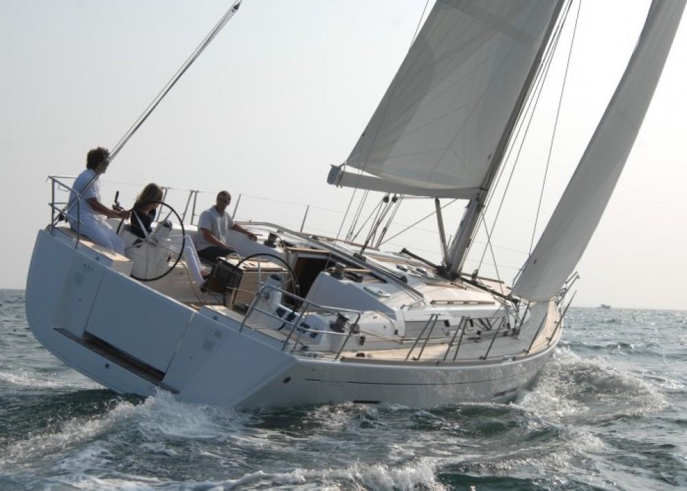 Segelboot mieten in Fethiye - Dufour Dufour 445 GL