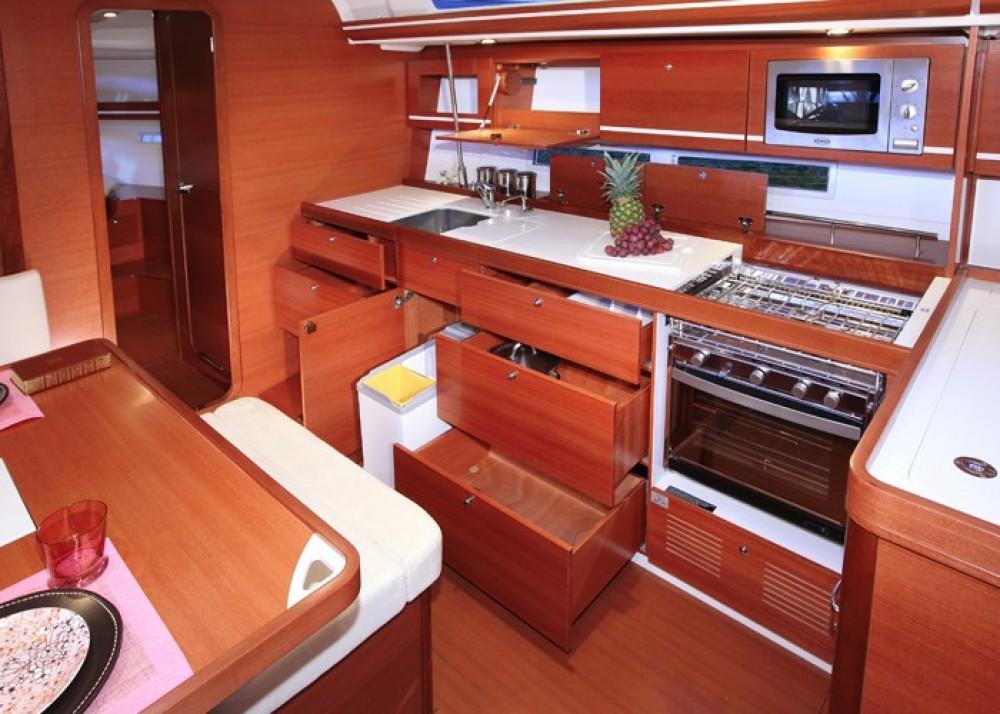 Bootsverleih Dufour Dufour 445 GL Fethiye Samboat