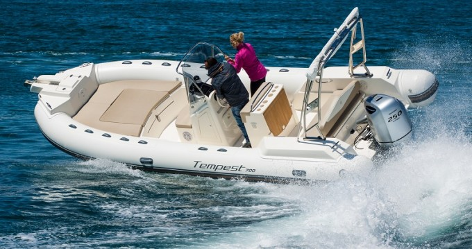 Motorboot mieten in Pag -  BWA 26 Sport GT