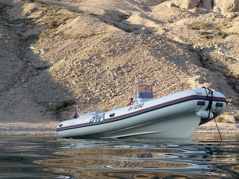 Motorboot mit oder ohne Skipper  mieten in Sukošan