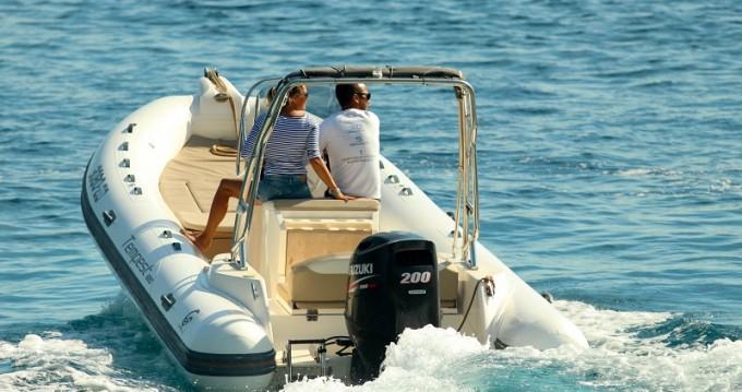 Motorboot mieten in Zadar - Cantieri TEMPEST 650 + Suzuki 200