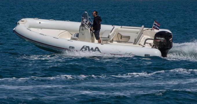 Yacht-Charter in Pag -  SPORT 22GT + Suzuki 200 auf SamBoat