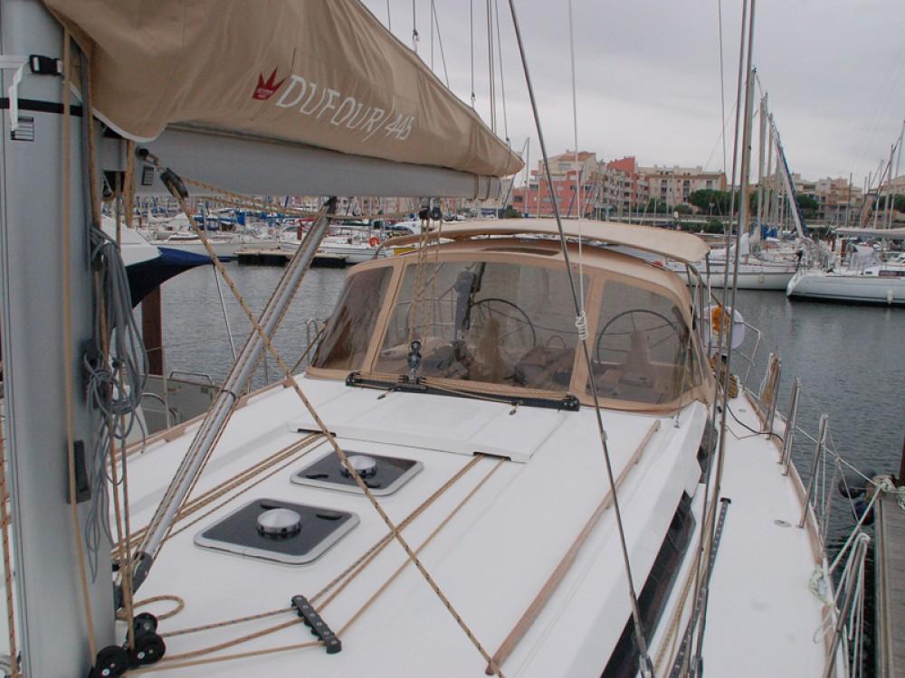 Bootsverleih Dufour Dufour 445 GL 6 pax Fethiye Samboat