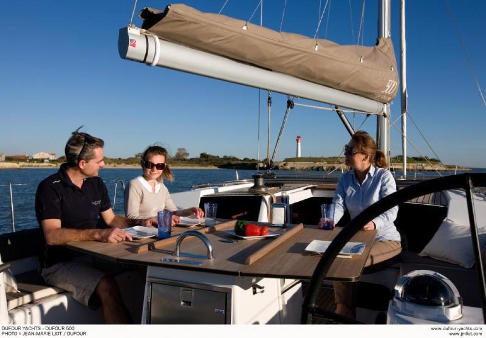 Segelboot mit oder ohne Skipper Dufour mieten in Marmaris