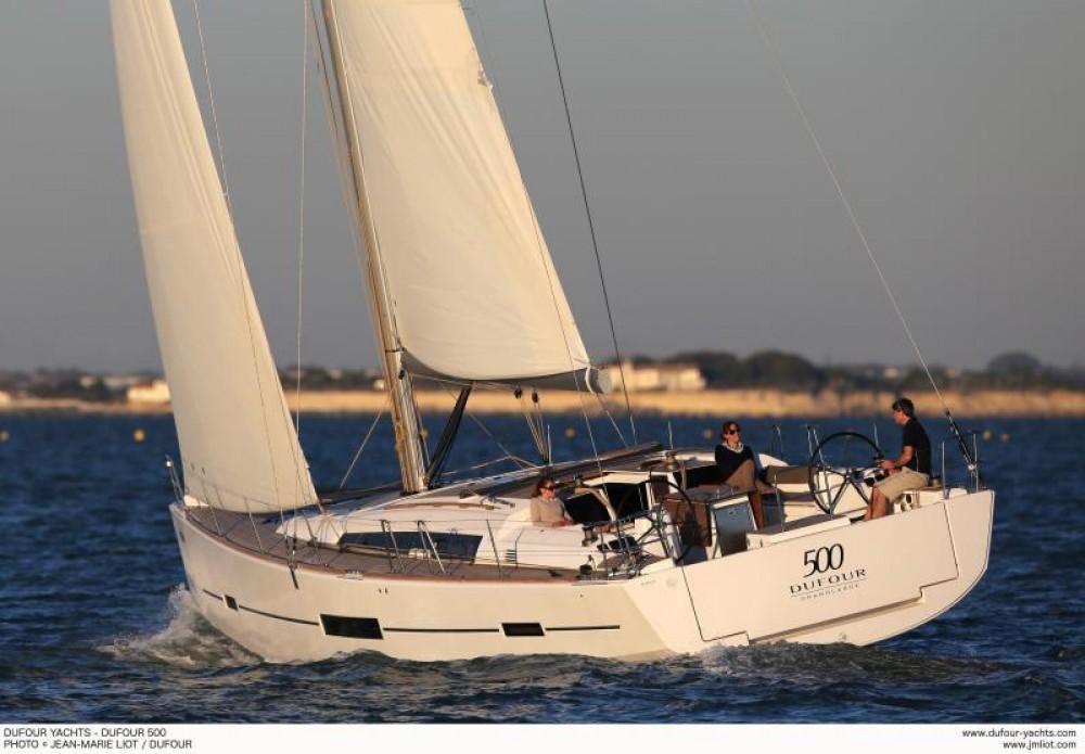 Segelboot mieten in Marmaris - Dufour Dufour 500 GL