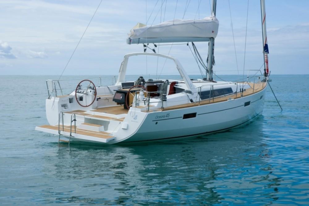 Segelboot mieten in Marmaris - Bénéteau Oceanis 45 (4 cabins)