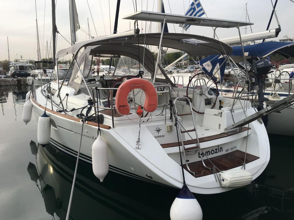Bootsverleih Álimos günstig Jeanneau - Sun Odyssey 44