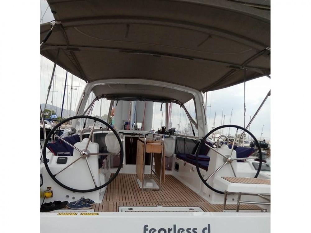 Yacht-Charter in Álimos - Bénéteau Beneteau - Oceanis 41.1 auf SamBoat