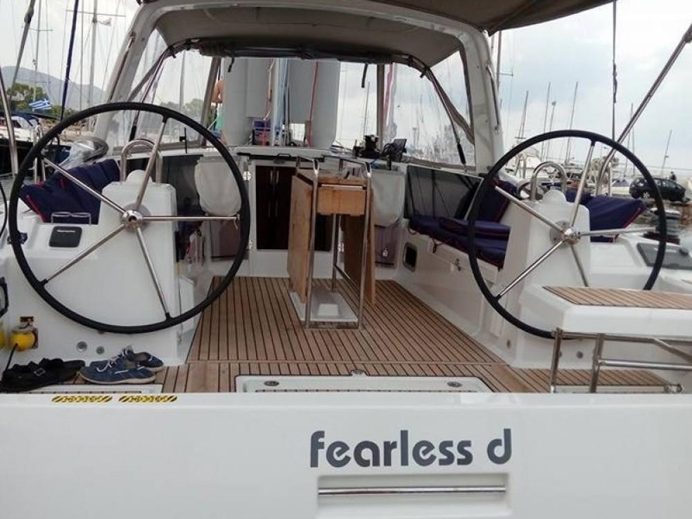 Bootsverleih Álimos günstig Beneteau - Oceanis 41.1