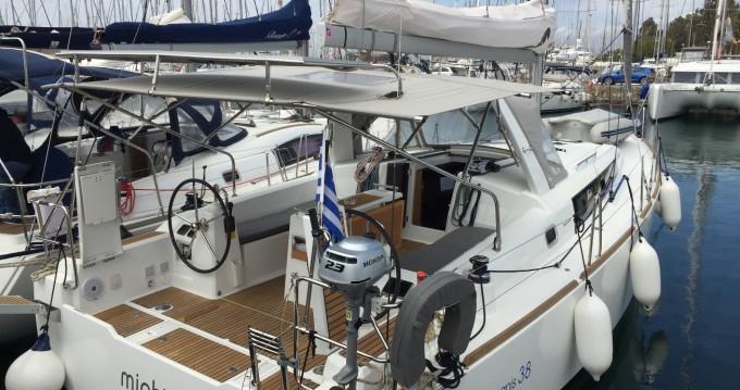 Segelboot mieten in Athen - Bénéteau Oceanis 38