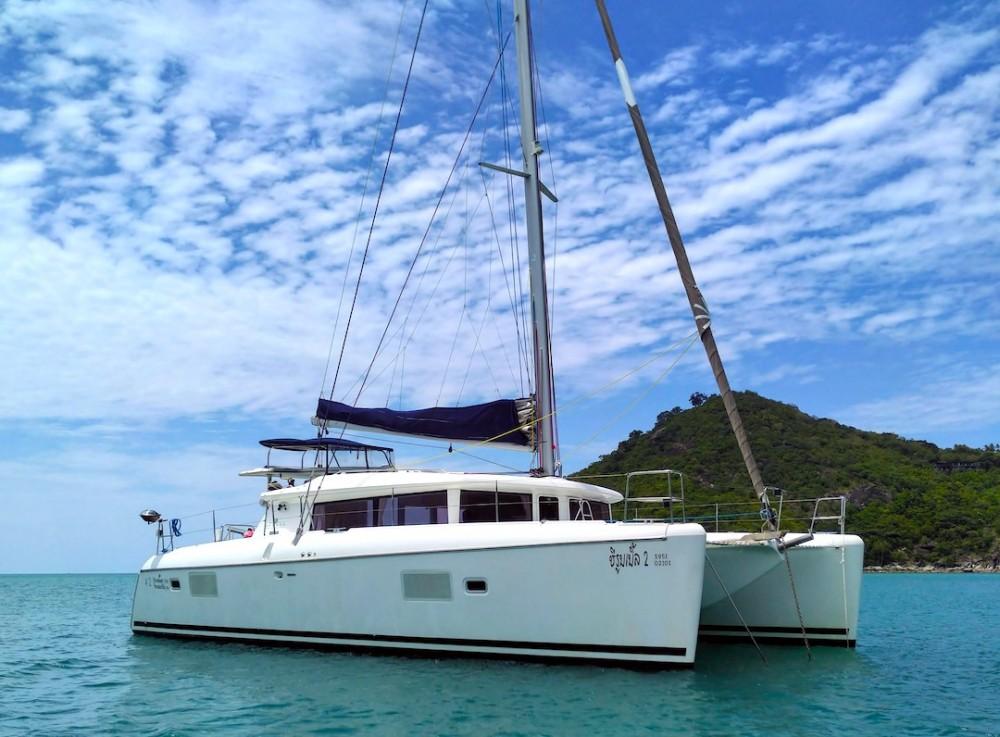 Yacht-Charter in Changwat Trat - Lagoon Lagoon 421 auf SamBoat