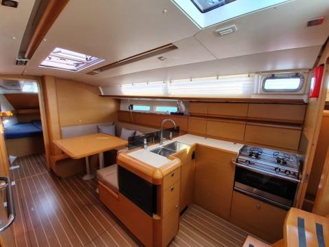 Bootsverleih Ko Chang günstig Jeanneau Sun Odyssey 409